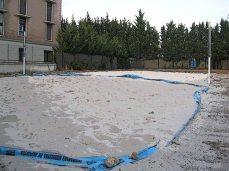 Campo Voley playa