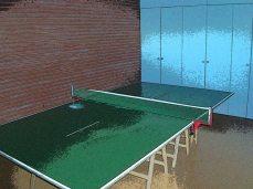 Sala ping-pong
