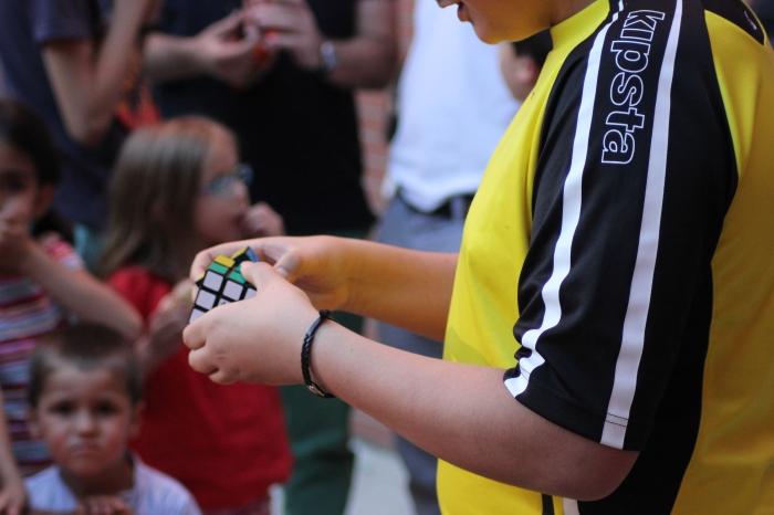 El campeonato de Rubick estuvo reñidísimo