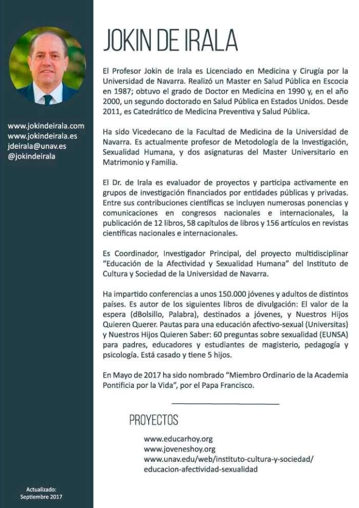 CV Jokin de Irala